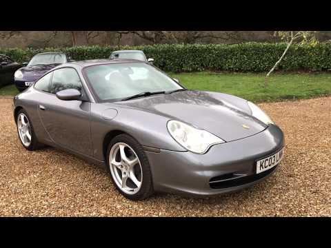 Porsche 911 Carrera 2 Manual For Sale via Small Cars Direct, Hampshire