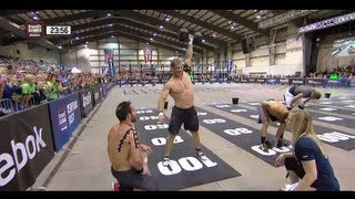 CrossFit - Central East Regional Live Footage: Men
