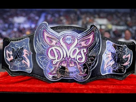 Divas Championship History (2008 - 2016)