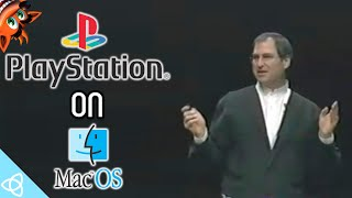 Steve Jobs announcing a PlayStation emulator for the Mac (Macworld 1999)