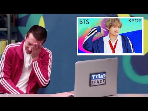 Tyler & Josh in TEENS REACT l BTS / KPOP (reaction)