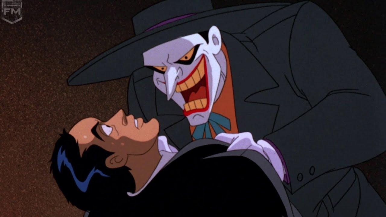 Download Joker visits Artie | Batman: Mask of the Phantasm