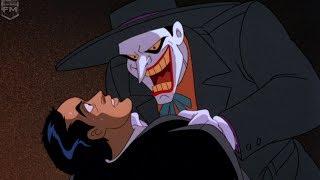 Joker visits Artie | Batman: Mask of the Phantasm
