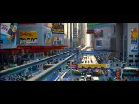 The Lego Movie: Everything is Awesome Music Video + Movie Version Remix