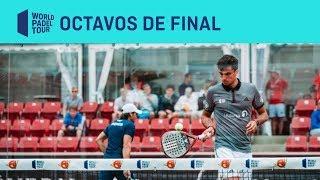 Resumen Octavos de Final (Tarde) Swedish Padel Open 2019