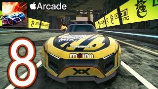 Detonation Racing Apple Arcade Walkthrough - Part 8 - Episode 8: Candy From A Baby