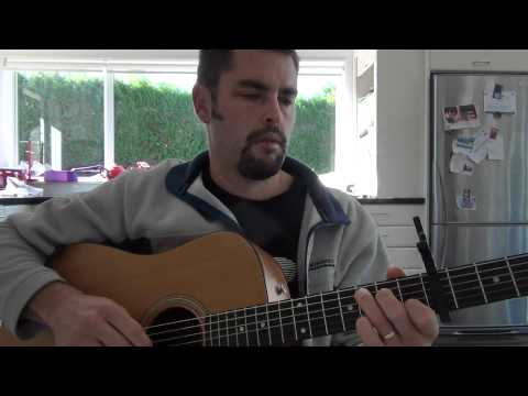 Something in the water - Brooke Fraser (acoustic instrumental)