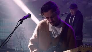 Cold War Kids CES Performance: Guitar (Lumix BGH1 Cam 3)