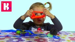 Жвачка для рук ароматная в баночках прыгающая игрушка Silly Hand Gum toy bouncing gum