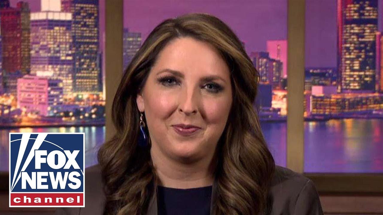 Ronna McDaniel: Democrats owe President Trump an apology