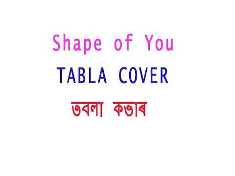 Shape of You II Tabla Cover II
