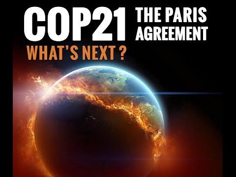 COP21 The Paris Agreement: What's Next? - EN