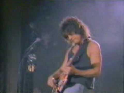 Eddie Van Halen - Cathedral Live (1988)