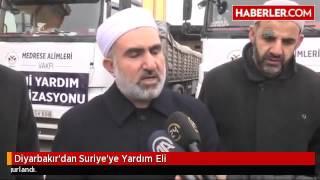 Diyarbakır'dan Suriye'ye Yardım Eli MEDAV
