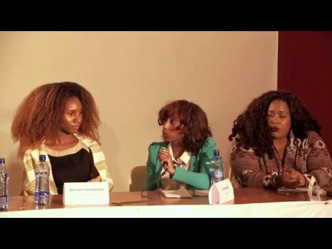 Pan-African thematic debates: Panel 2 - Women in Africa's changing media landscape