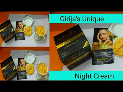 How To Do NAV OXY Night Cream Using Method