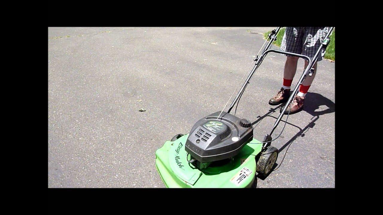 How To Start Lawnmower Or Snower When You Lose A Primer Bulb