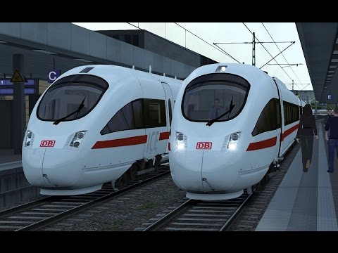 Train Simulator: Eschede - Hannover Hbf with DB ICE TD