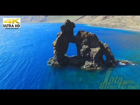 Land of Volcanoes - El Hierro 4K