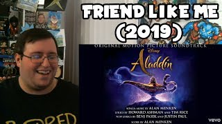 "Gors ""Aladdin (2019)"" Friend Like Me - Will Smith REACTION"