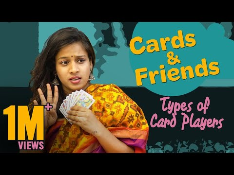 Types of Card Players || Mahathalli