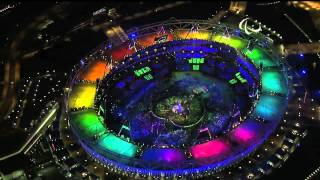 Coldplay - Every Teardrop Is A Waterfall (HD) - Live @ London 2012 Paralympics Closing Ceremony.mp4