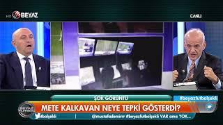 Ahmet Çakar'dan Cüneyt Çakır ve Mete Kalkavan'a yaylım ateşi! Onlarla bir odada kalsam ....