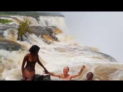 The Zambezi Waterfront Hotel, next to Victoria Falls in Livingstone, Zambia