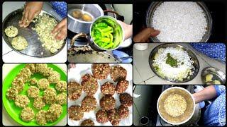 Saggu biyyam vadalu North indian special fasting item mana inty tip