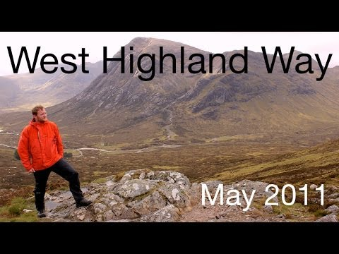Scotland - West Highland Way 2011