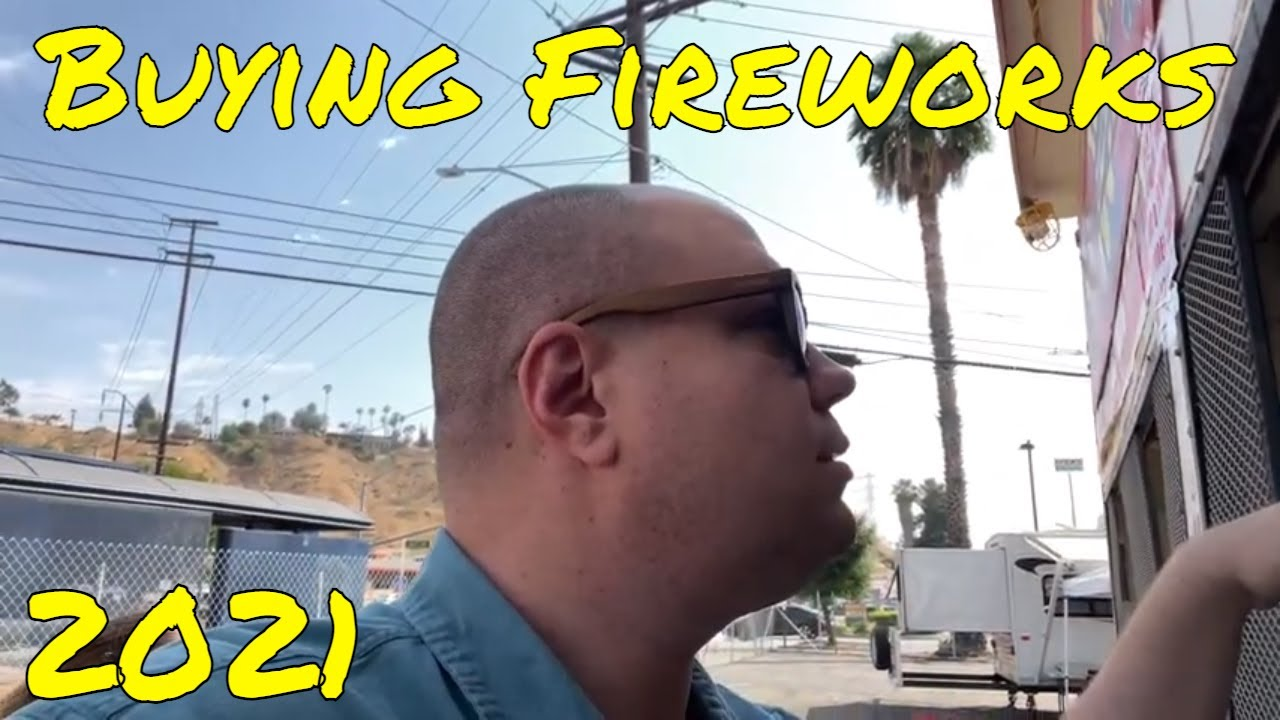 TNT Fireworks - 4th of July Fireworks Haul 2021