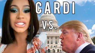 CARDI B vs. THE SHUTDOWN  -  Songify This