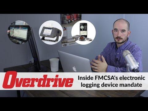 Inside FMCSA's Electronic Logging Device Mandate