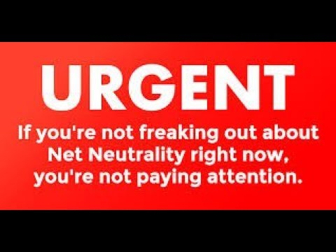You Are Under Attack! The Assault on Net Neutrality Is One Front of An Ideological Existential War