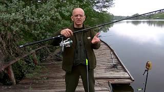 Ловля рыбы на донную снасть Часть 3. Настройка фрикциона