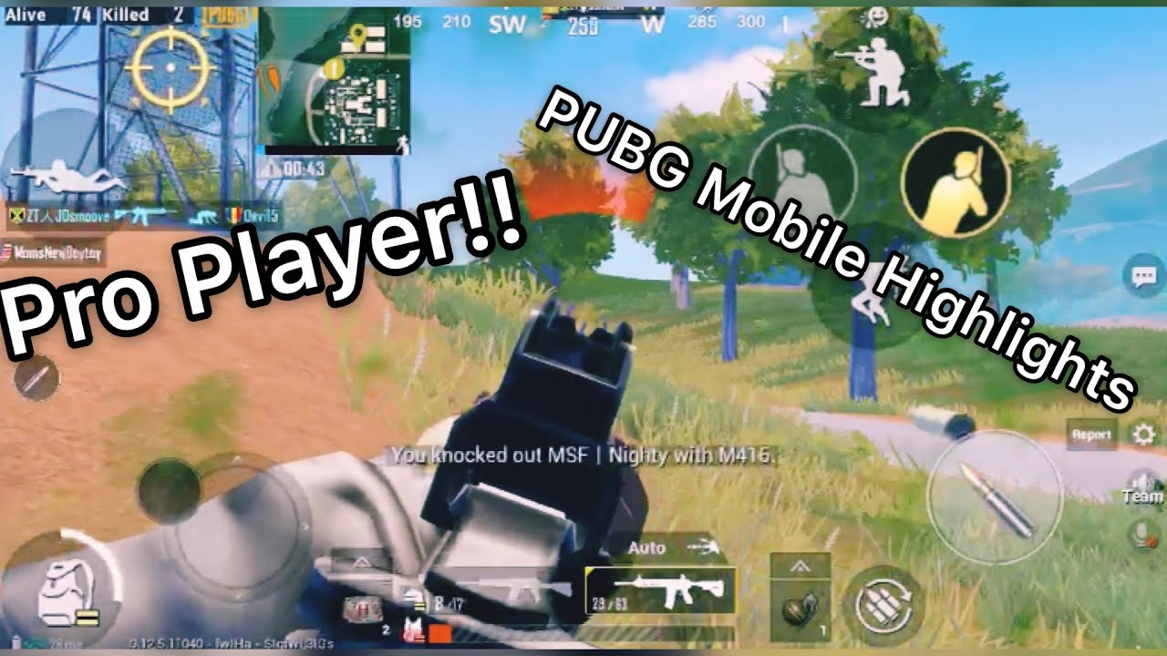 Best iPhone 6s Player Back At It! - PUBG Mobile Highlights