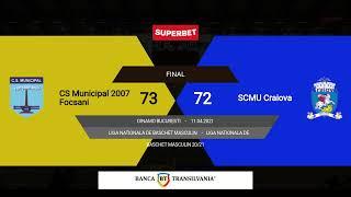 LNBM 2020-2021: CSM 2007 Focșani - SCMU Craiova