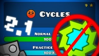 Cycles But There S No Ball Geometry Dash 2 1