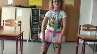 Musik-video Fraklip (4/4) Skole Projekt Boldesager Skole