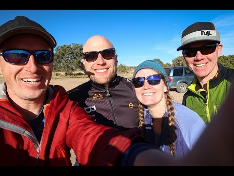 Making Friends & Exploring Santa Fe, New Mexico by Bicycle
