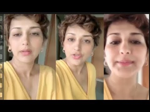 Sonali Bendre Break Down in Tears While Speaking About Her Recovery