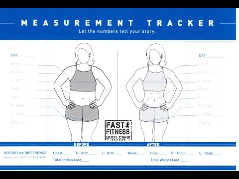 How to Correctly Measure Your Body and Track Progress