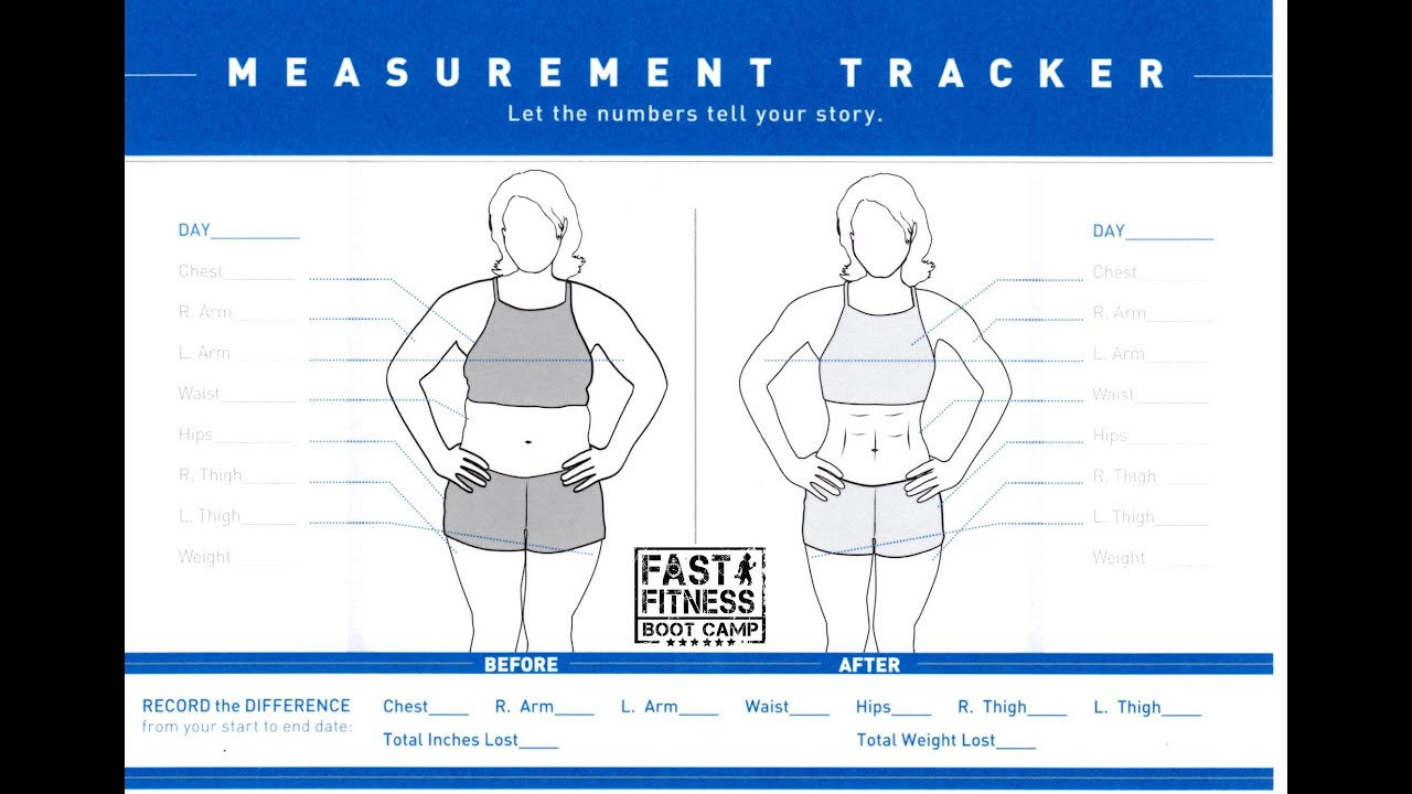 how to correctly measure your body and track progress youtube