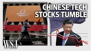 Didi, Alibaba, Tencent: The Risks of Investing in Chinese Tech   WSJ screenshot 5