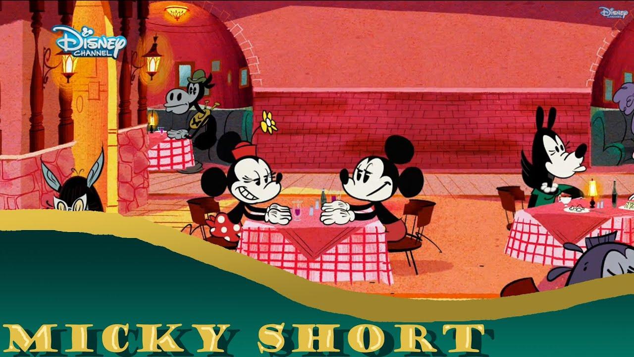 Micky Maus Short - Das romantische Dinner | Disney Channel - YouTube