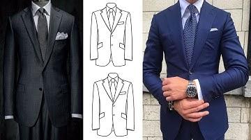 남성 양복 잘입는방법   양복 코디하는법