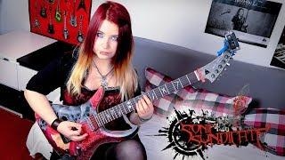 SONIC SYNDICATE - Denied [GUITAR COVER] | Jassy J