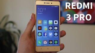 Recensione Xiaomi Redmi 3 Pro - TEEECH