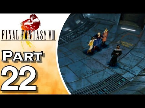 Final Fantasy VIII #22 - District Prison