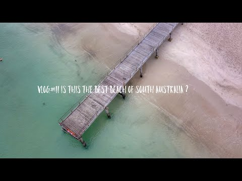 Vlog#11 Is This The Best Beach Of South Australia ?